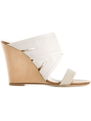 Rag And Bone Rag And Bone 'Shaw' Mules Nude And Neutrals