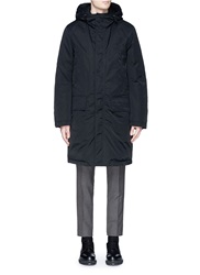 Acne Studios 'New Montreal' Hooded Long Down Parka