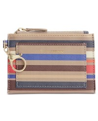 Giani Bernini Saffiano Card Case And Pouch Only At Macy's Stripe