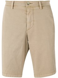 Hugo Boss Classic Chino Shorts Nude Neutrals
