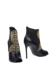 Icone Ankle Boots Black