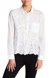 Zadig And Voltaire Tiana Blouse White