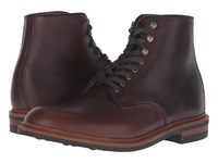 Allen Edmonds Higgins Mill Brown Men's Boots