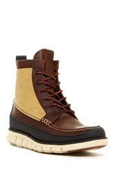 Cole Haan Zerogrand Tall Boot Brown