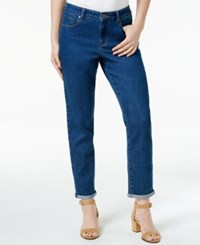 Styleandco. Style Co. Cropped Rinse Wash Skinny Boyfriend Jeans Only At Macy's Cabo