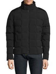 Tumi Down Filled Jacket Storm Black