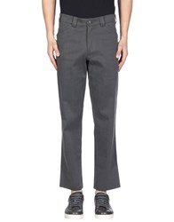 Aganovich Casual Pants Steel Grey
