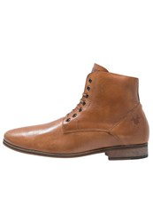 Kost Zkirvani Laceup Boots Camel