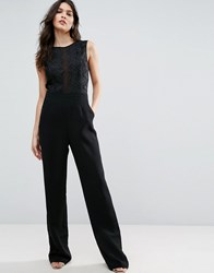 Ted Baker Kayle Jumpsuit Black