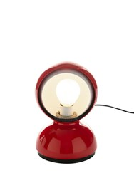 Artemide Eclisse Table Lamp Red