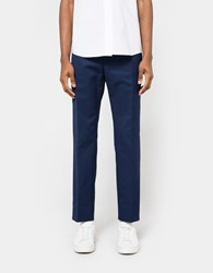 Wood Wood Tristian Trousers Navy