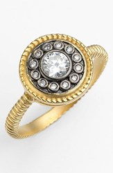 Women's Freida Rothman 'Hamptons' Nautical Button Ring