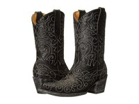 Old Gringo Tonola Black Metallic Women's Boots