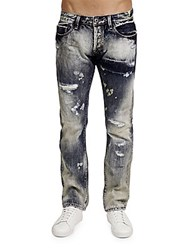 Cult Of Individuality Rebel Straight Jeans Fizz