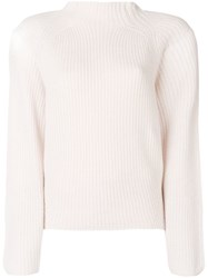 Forte Forte Knit Sweater Nude And Neutrals