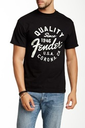 Bravado Fender Quality Graphic Tee Black
