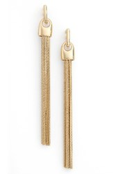 Nordstrom Women's Tassel Chain Drop Earrings