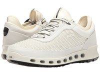 Ecco Sport Cool 2.0 Gore Tex Textile White White Lace Up Casual Shoes
