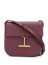 Tom Ford Tara Crossbody Bag Red