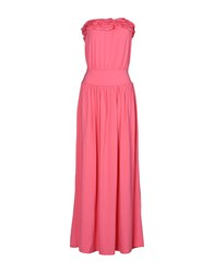 Scee By Twin Set Dresses Long Dresses Women Coral