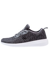 Kappa Gizeh Sports Shoes Black Grey