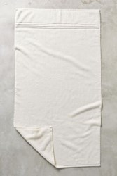 Anthropologie Peacock Alley Chelsea Towel Collection Ivory
