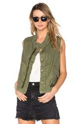 The Great Army Vest Green