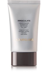 Hourglass Immaculate Liquid Powder Foundation Ivory Neutral