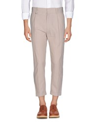 Paolo Pecora Trousers Casual Trousers Beige