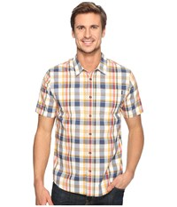 O'neill Prime Short Sleeve Woven Gold Men's Clothing
