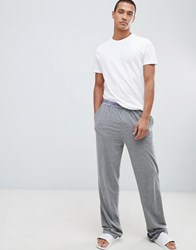 Tokyo Laundry Jersey Lounge Pants With Waistband Grey