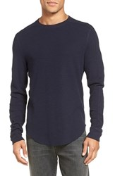 Vince Men's Long Sleeve Crewneck T Shirt