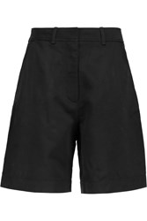 Acne Studios Eora Twill Shorts Black