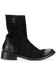 The Last Conspiracy Blair Boots Black