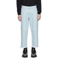 Enfants Riches Deprimes Blue Baggy Jeans