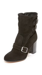 Belstaff Bedlington Booties Black