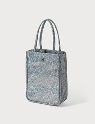 Ashley Williams Cosmic Kate Bag Silver