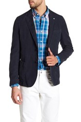 Gant Long Sleeve Weekender Fit Blazer Blue