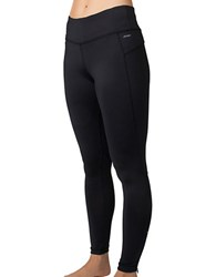 Jockey Athletic Leggings Black