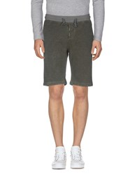 Kaos Bermudas Military Green