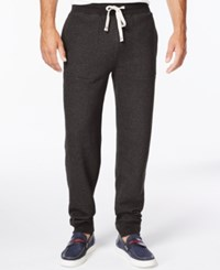 Tommy Hilfiger Men's Hancock Drawstring Sweatpants Charcoal