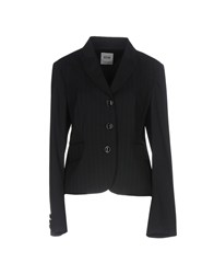 Moschino Cheap And Chic Suits Jackets Blazers Dark Blue