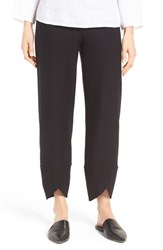 Eileen Fisher Women's Washable Stretch Crepe Ankle Pants