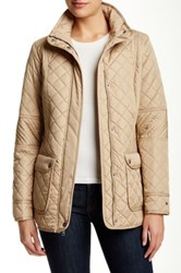 Tommy Hilfiger Short Down Jacket Beige