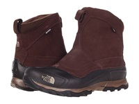The North Face Snowfuse Pull On Demitasse Brown Dune Beige Men's Cold Weather Boots