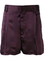 Haider Ackermann Lightweight Short Pink And Purple