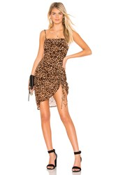Beach Riot X Revolve Gia Dress Brown