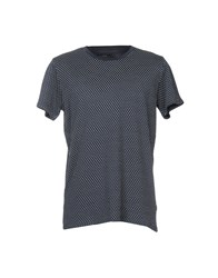 Suit T Shirts Dark Blue