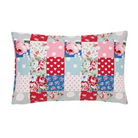 Cath Kidston Patchwork Pillowcase Multi
