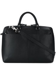 Sandqvist 'Dustin' Tote Bag Black